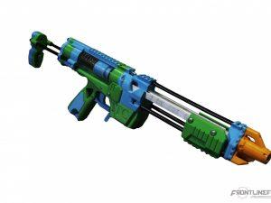 Assembled Blasters